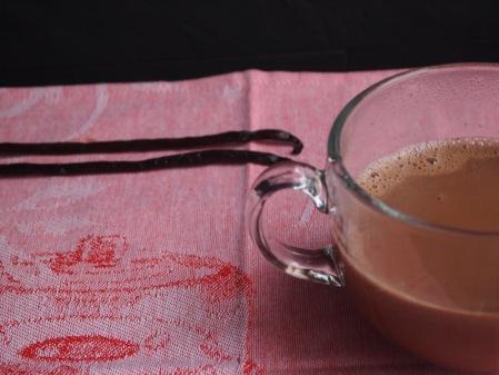 chocolate con leche de almendras
